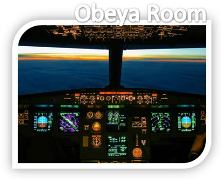 Obeya Room : Project Cockpit
