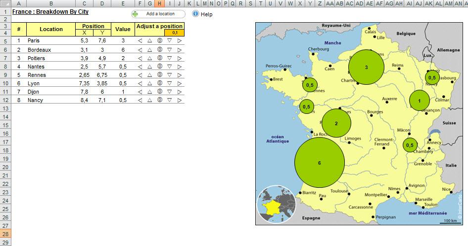 Excel Gantt Chart Template 2010